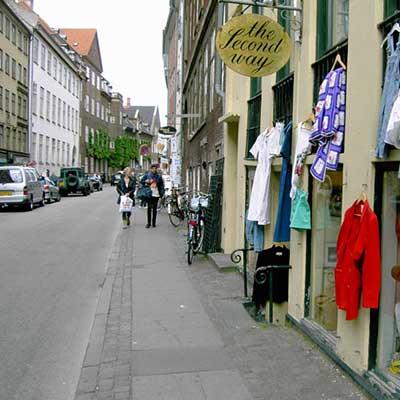 Bed and breakfast i københavn city centrum - Danmark